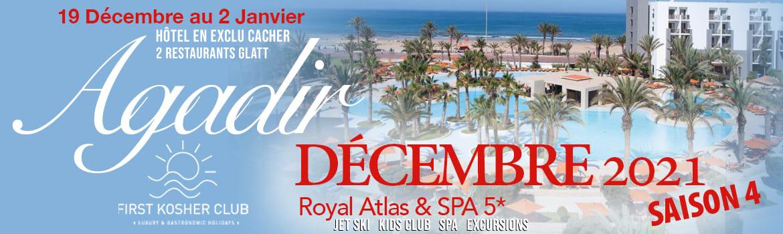 Décembre Agadir 2021