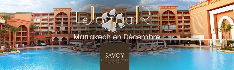 Jaguar Maroc 2020