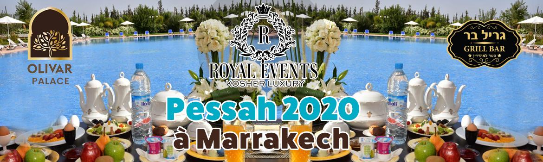 Pessah à Marrakech