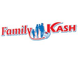 Livraison Family cash