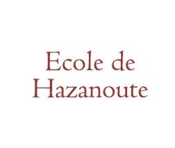 Ecole de Hazanoute - 1