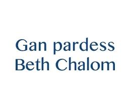 Gan pardess Beth Chalom - 1