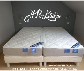 HMLiterie: Lits Casher sans Chaatnez - 1