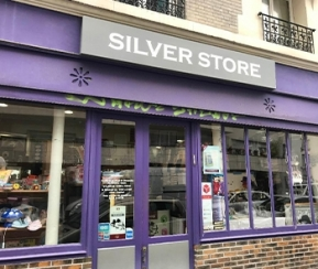 Silver store rue Petit - 1