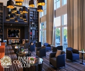 Location Salle L'Hôtel Renaissance Paris  by Paris Country Club - 1