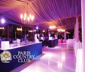 Location Salle Le Manoir by Paris Country - 1