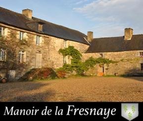 Manoir de la Fresnaye - 1