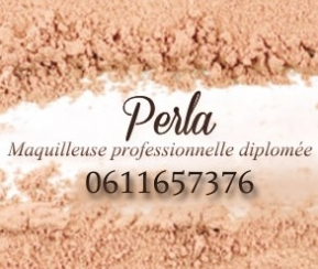 Maquillage Mariage Perla Msika - 1