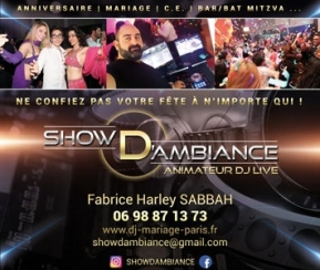 Show D'Ambiance Animation by Yafa Events - 1