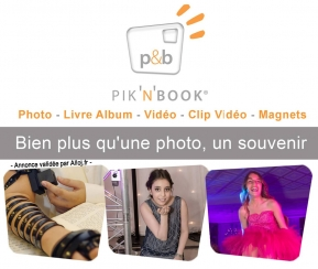 Photographe Pik'n Book - 1