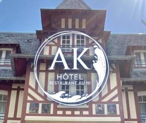 AK Hotel - 1