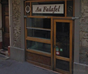 Au Falafel - 1
