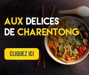Aux délices de Charentong - 1