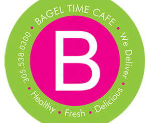 Restaurant Cacher Bagel Time Cafe - 1