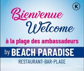 Restaurant Cacher Beach Paradise - 1