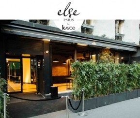 Restaurant Cacher Else - 1