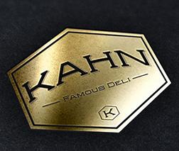 Kahn Famous Deli Paris - 1