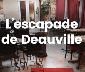 L'escapade de Deauville - 1