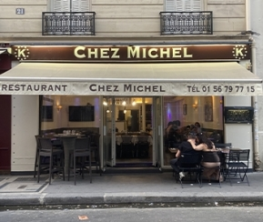 Restaurant Cacher Chez Michel - 1