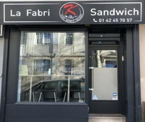 La Fabrik à Sandwich - 1
