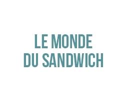 Le Monde du Sandwich - 1