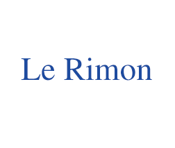 Restaurant Cacher Le Rimon - 1