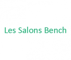 Restaurant Cacher Les Salons Bench - 1