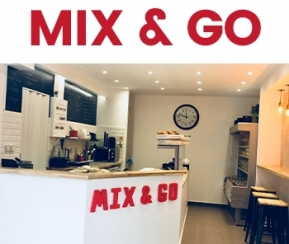 Restaurant Cacher Mix & Go - 1