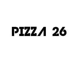 Restaurant Cacher Pizza 26 - 1