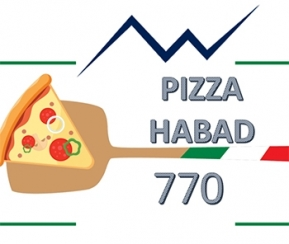 Pizza habad 770 - 1