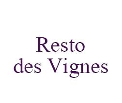 Resto des Vignes - 1