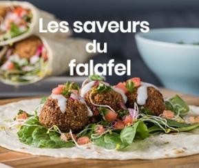 Les saveurs du falafel - 1