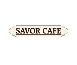 Savor Cafe - 1