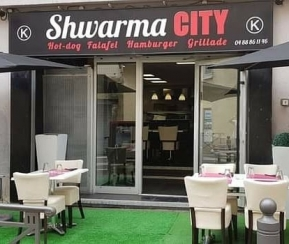 Restaurant Cacher Shwarma City - 1