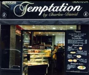 Temptation by Charles David - 1
