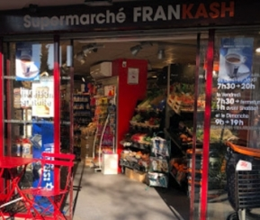 Supermarché Cacher FranKash - 1