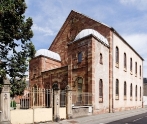 Belfort synagogue - 1
