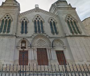 Synagogue de Bordeaux - 1