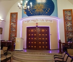 Synagogue Bron - 1