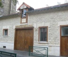 CENTRE COMMUNAUTAIRE HATIKVA - 1