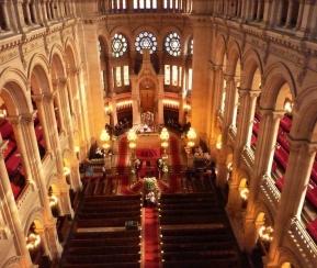 Synagogue Chasseloup-Laubat Paris 15 - 2