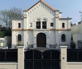 Synagogue d'Enghien les Bains - 1