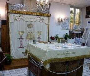 Synagogue Etz Haïm - 1