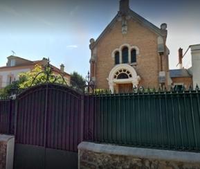 Synagogue Le Raincy - 1