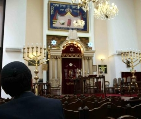 Grande synagogue Ben Zakaï - 1