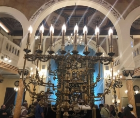 Grande synagogue de Nice - 1