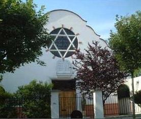 Synagogue La Varenne St Hilaire - 1