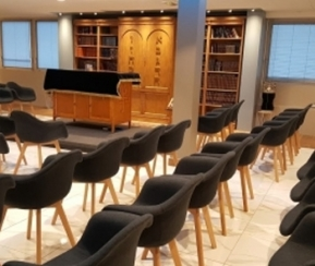 Synagogue Beth Yossef Suresnes - 1