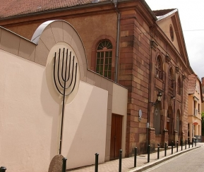 Synagogue 67000 place de Haguenau - 1