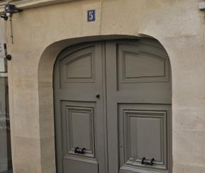 Synagogue 75003 Sainte-Anastase - 2